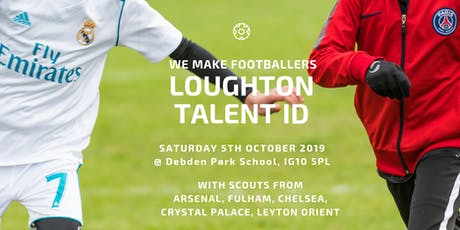 We Make Footballers Loughton Talent ID tickets