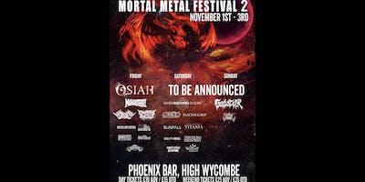 Mortal Metal Festival 2