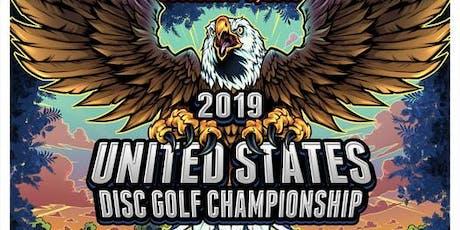 United States Disc Golf Championship tickets