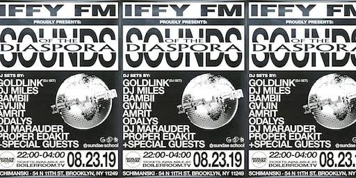 Boiler Room Presents: IFFY FM & GoldLink