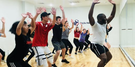 Hip Hop Class: Kick the Monday blues! $20 OFF for new students!