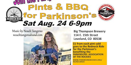 Pints & BBQ for Parkinson's tickets