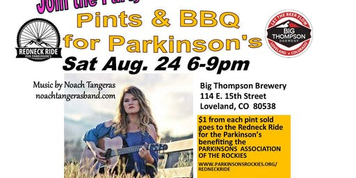 Pints & BBQ for Parkinson's