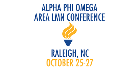 Area LMN Conference tickets