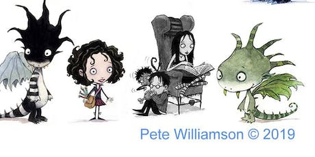 Book Illustration Workshop with Pete Williamson tickets
