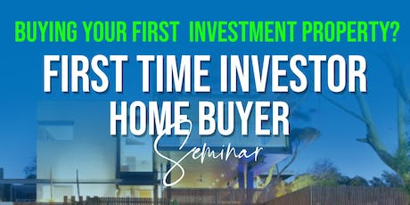 Buy Your First Investment Property with $10K or Less tickets