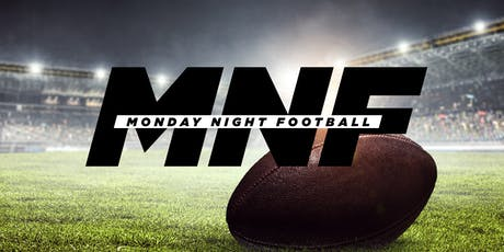 Monday Night Football, Presented by Incenter tickets