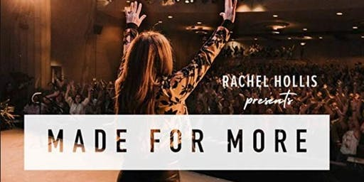 "A Night Of Connection & A Private Viewing of ""Made For More"""