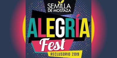 Alegría Fest Reclusorio 2019