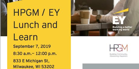 HPGM EY Lunch & Learn tickets