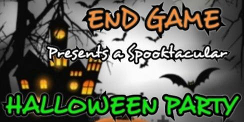 End Game Halloween Costume Party