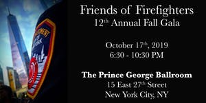 Friends of Firefighters 12th Annual Fall Gala