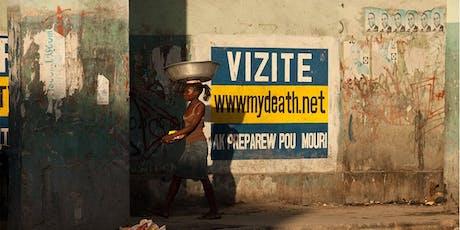 Hors du Chaos, un voyage d'artiste  en Haiti billets
