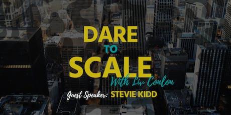 The Hustle: Dare to Scale tickets