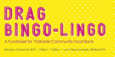 Drag Bingo-Lingo tickets