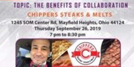 CNE 3rd Quarter Networking Event @ Chippers Steaks & Melts tickets