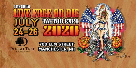 14th Annual Live Free or Die Tattoo Expo tickets