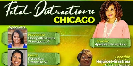 Fatal Distractions Conference - Chicago tickets
