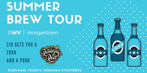 Summer Brew Tour! Pt. 4 - Rambling Root