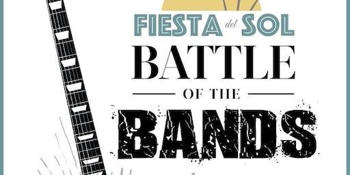 Fiesta del Sol Battle of the Bands