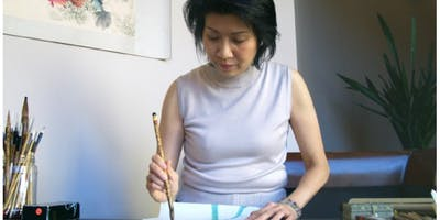 Painting with Pauline Tsui
