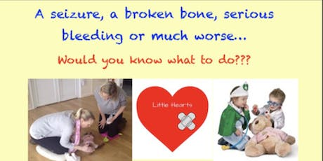 Little Hearts Paediatric First Aid  tickets