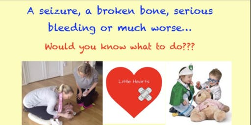 Little Hearts Paediatric First Aid