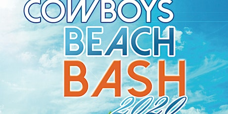 Cowboys Beach Bash  tickets