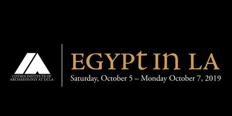 Egypt in LA tickets