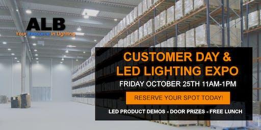ALB LED Lighting Expo & Customer Day