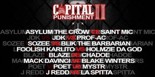 Tha Kulture Presents : Capital Punishment II