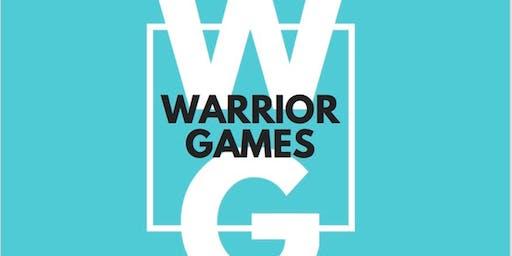 Warrior Games - Intermediate 'Warrior Workout' Class