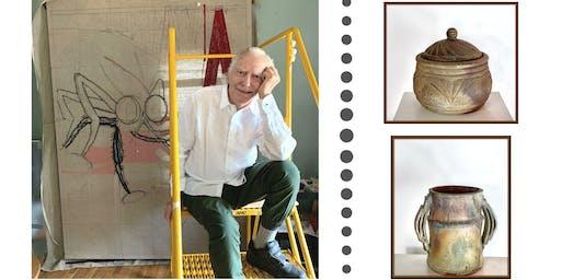 Maynard Tischler: Past + Present + Process