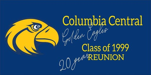 Columbia Central's Class of 1999:  20 Year Reunion