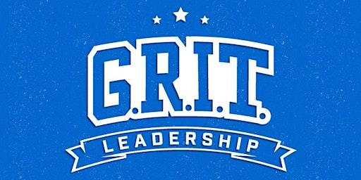 G.R.I.T. Leadership Series