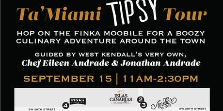 The Ta'Miami Tipsy Tour tickets