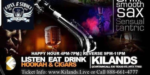 Stixx and Stonez Jazz at Kilands Live