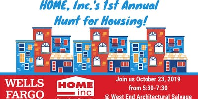 HOME, Inc.'s Hunt for Housing