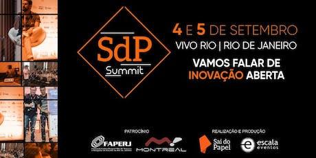 SdP Summit 2019 ingressos