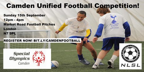 Camden Unified Football Competition! tickets