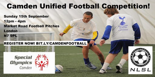 Camden Unified Football Competition!