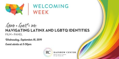 Home, Heart & Me: Navigating Latinx & LGBTQ Identities tickets