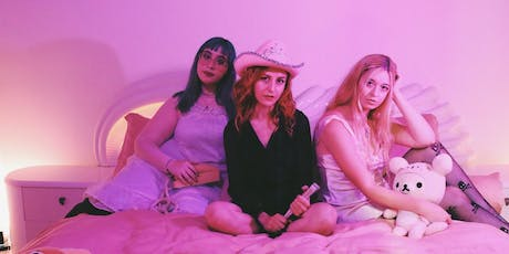 The Aquadolls with THICK tickets