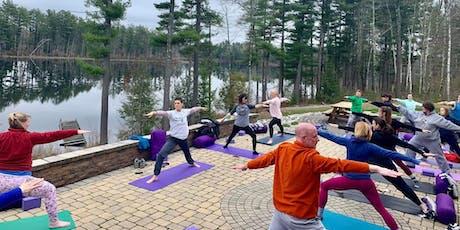 Pilates & Yoga Combo Class tickets