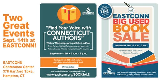 Finding Your Voice with Connecticut Authors