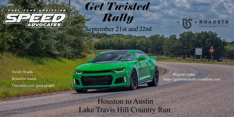 Get Twisted Rally tickets