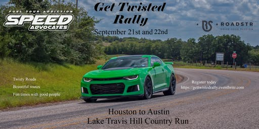Get Twisted Rally