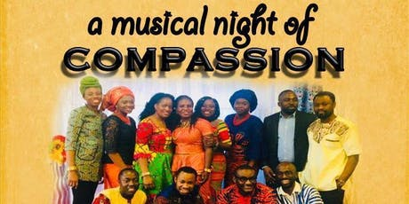 A Musical Night of Compassion tickets