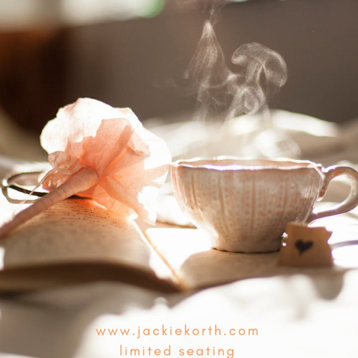 Afternoon Tea with Psychic Medium Jackie Korth