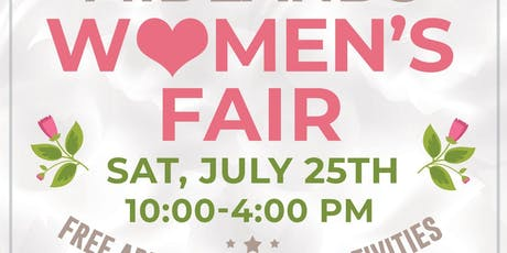 4th Annual Midlands Women's Fair tickets